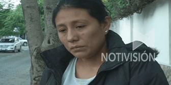 Mujer denuncia agresión física por ex pareja, un supuesto policía