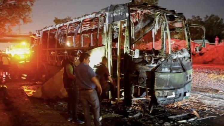 Un total de 16 personas resultaron heridas en Guadalajara. (Foto: EFE)