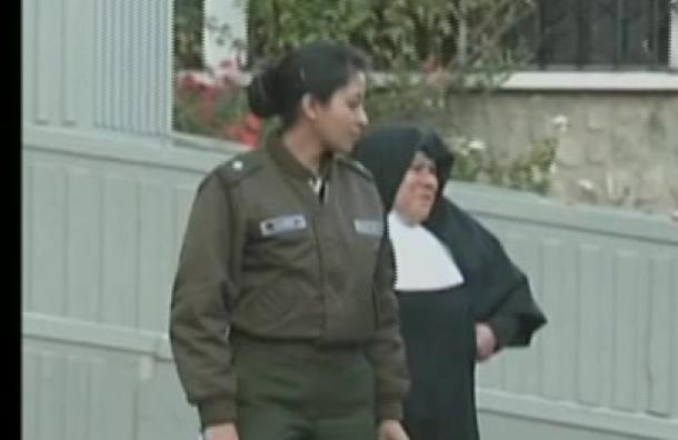Presentan cesación a la detención de monja acusada de agresión