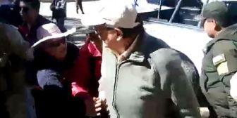 Justicia ratifica detención preventiva para el alcalde de Oruro Edgar Bazán