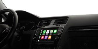Apple se asocia con Volkswagen en el desarrollo de vehículos autónomos