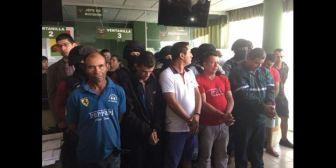 Capturan al líder de una banda de préstamos 'gota a gota' en el Chapare