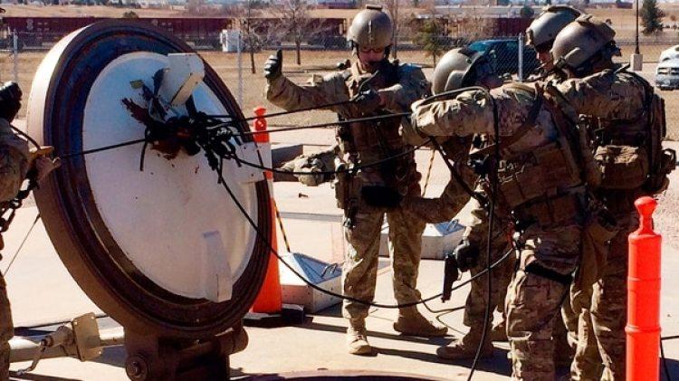 Un grupo de soldados fueron denunciados por consumir LSD en una instalación nuclear de EEUU (AP)
