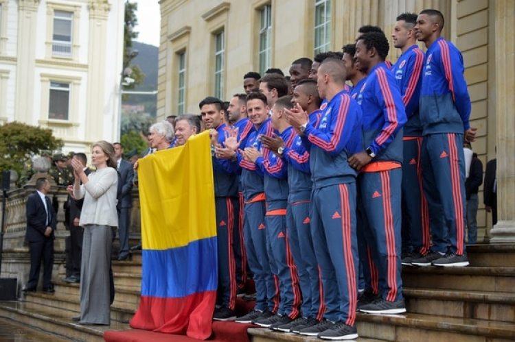 Colombia jugará su sexto Mundial (AFP)