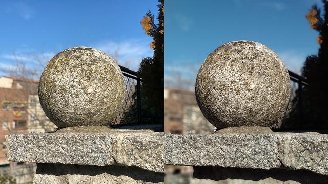 Comparativa fotográfica Xiaomi Mi A1 contra iPhone X