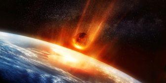 El meteorito que exterminó a los dinosaurios también aumentó la temperatura terrestre durante 100.000 años