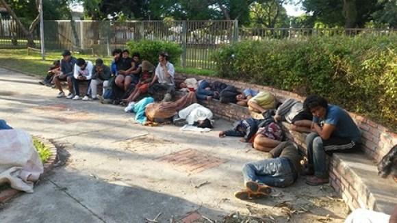 Allanan-12-lugares-de-venta-de-drogas-en-el-Pirai