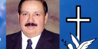 Falleció el exalcalde de Montero, Jorge 'Lolo' Rivero