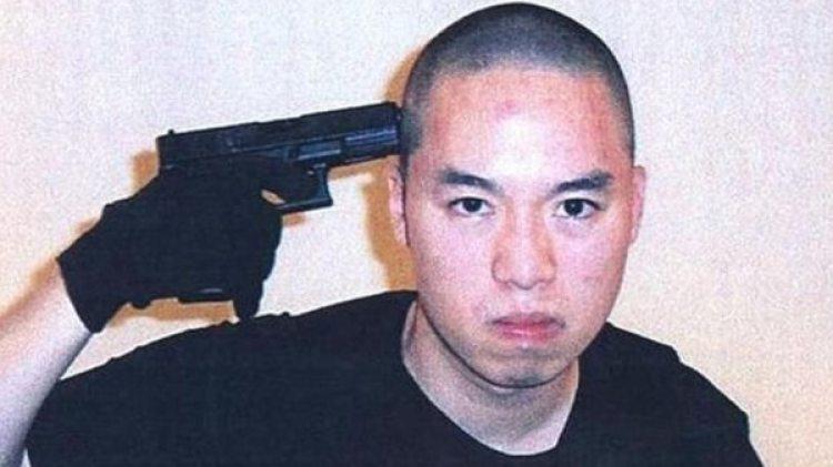 Seung-Hui Cho, asesino de la masacre de la universidad Virginia Tech