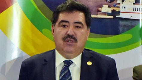 Marco Antonio Salinas Iñiguez, presidente de la CNC en conferencia de prensa