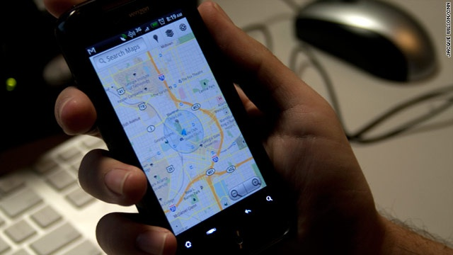 gps-smartphone
