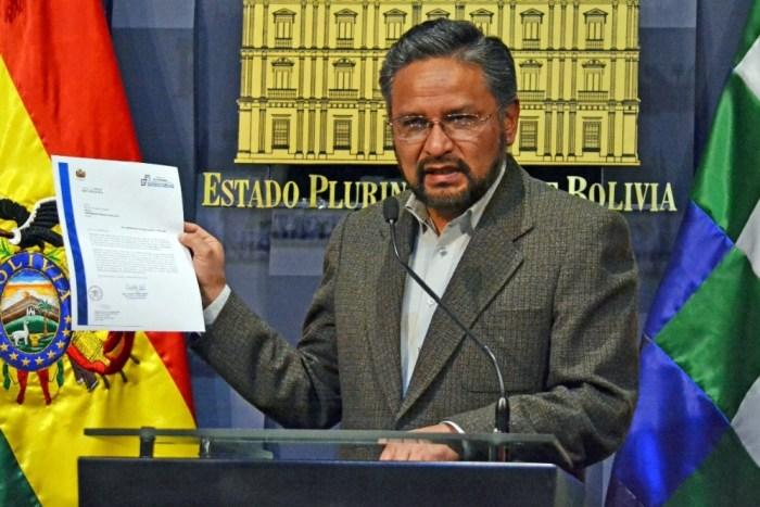 El Gobierno descarta diálogo UPEA-Morales y propone reunión con dos ministros