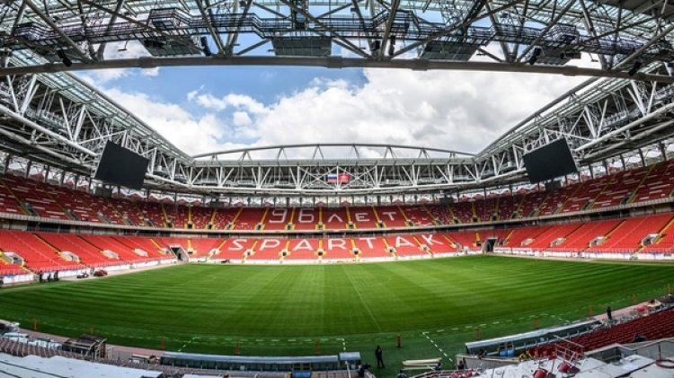 Spartak Stadium (AFP)