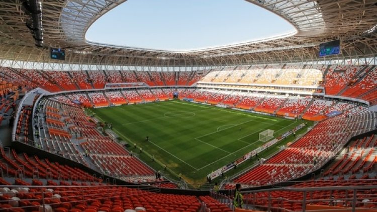 Mordovia Arena (Reuters)