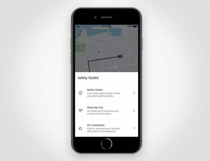 Uber lanza un