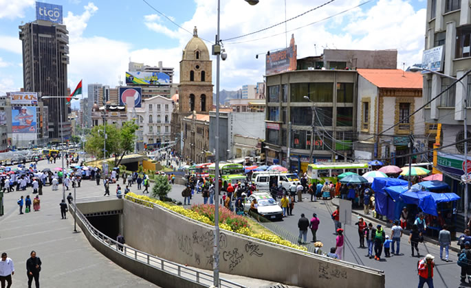 La Paz (Bolivia) for beginners