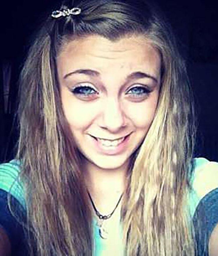 El 6 de febrero pasado, frente a una iglesia de Anderson, Carolina del Sur, Kaylee Muthart tuvo un ataque psicótico producto de su adicción a la metanfetamina. Se arrancó los ojos