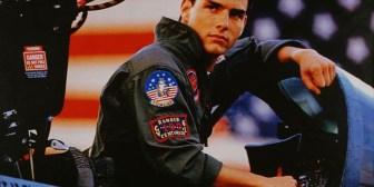 Con esta foto, Tom Cruise anuncia el rodaje de 'Top Gun: Maverick'