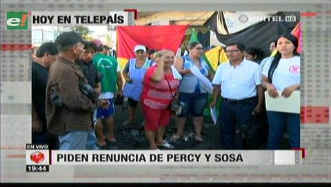Video titulares de noticias de TV – Bolivia, noche del lunes 7 de mayo de 2018