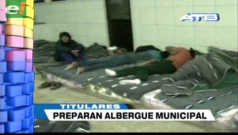Video titulares de noticias de TV – Bolivia, noche del viernes 18 de mayo de 2018