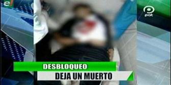 Video titulares de noticias de TV – Bolivia, noche del jueves 24 de mayo de 2018