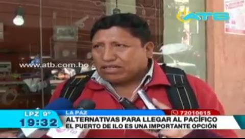 Transportistas dicen que puerto de Ilo cuesta más que Arica para la carga boliviana