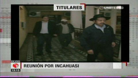 Video titulares de noticias de TV – Bolivia, mediodía del lunes 7 de mayo de 2018