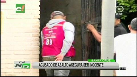 Arrestan a presuntos delincuentes en Los Chacos
