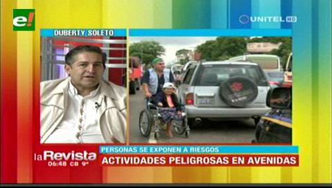 Gobernación cruceña afirma que tiene centros de acogidas para discapacitados