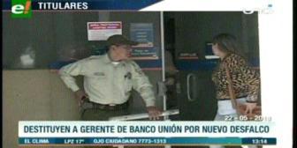 Video titulares de noticias de TV – Bolivia, mediodía del martes 22 de mayo de 2018
