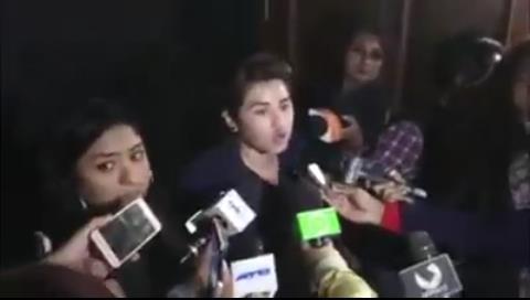 Activistas increpan a Evo Morales después de acto de Odesur (Video)
