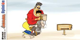 Caricaturas de Bolivia del domingo 20 de mayo de 2018