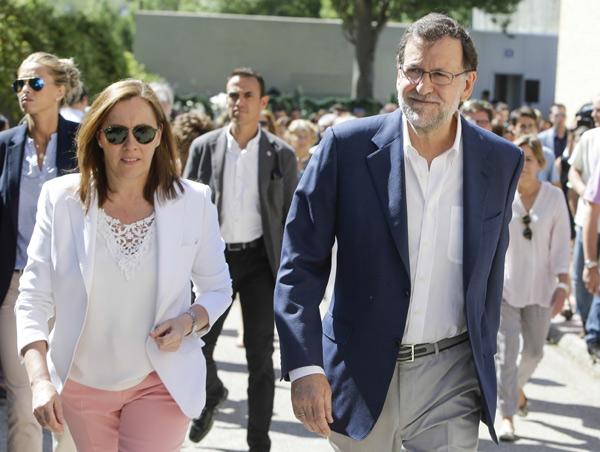 Mariano Rajoy Elvira Fernández