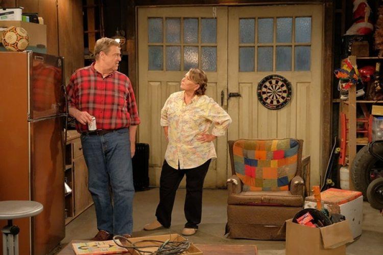 John Goodman interpreta a Dan Conner el esposo de Roseanne y patriarca de la familia
