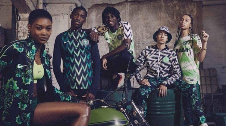La indumentaria de Nigeria ha generado mucha aceptación en los fanáticos