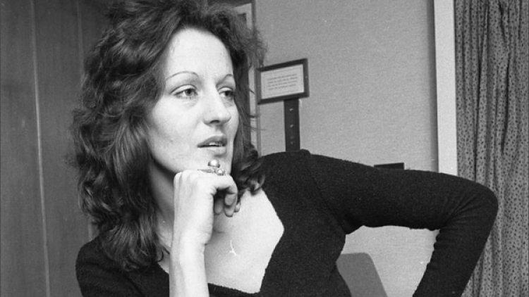 Germaine Greer en los años 80