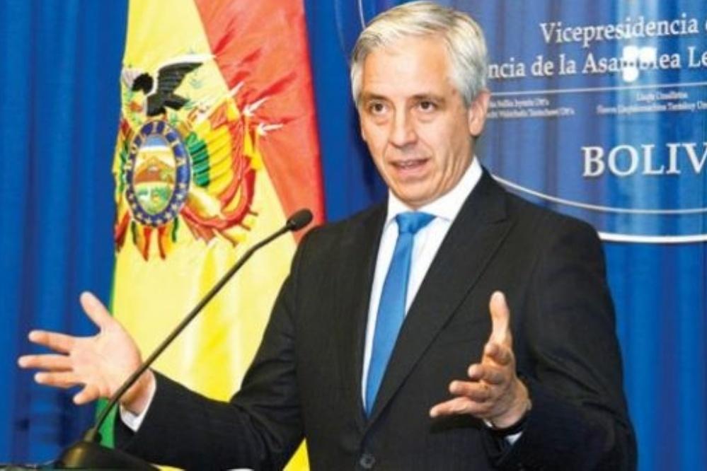 Vice: Bolivia, por herencia, tiene derecho a salida al mar