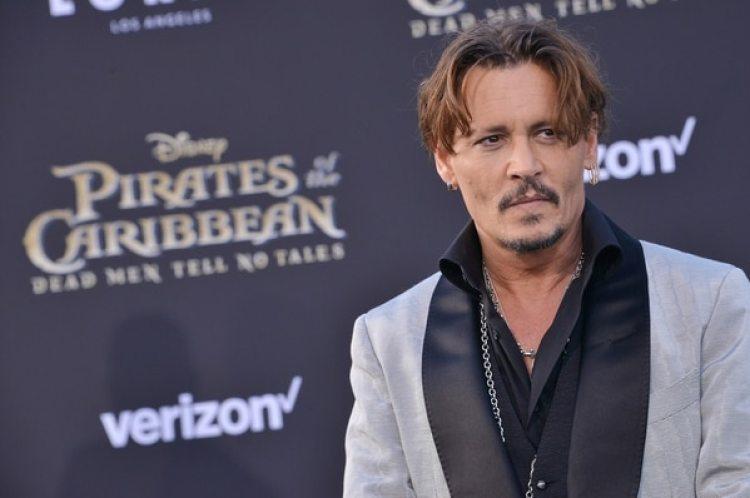 Johnny Depp debutó en el cine a los 21 años (Grosby Group)