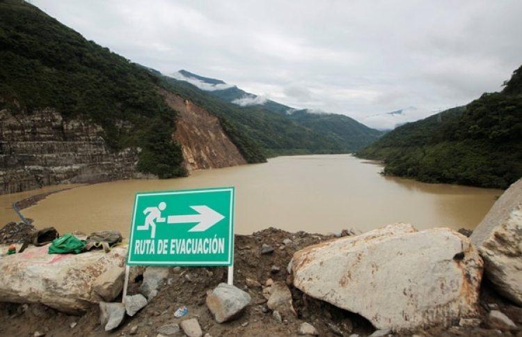 Muchas poblaciones aledañas están en peligro porHidroituango. (REUTERS/Fredy Builes)