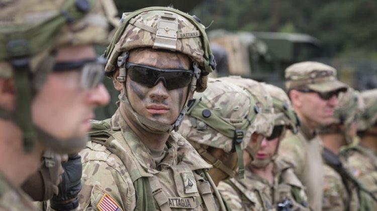Casi 18.000 soldados de 19 países participan de las maniobras, dirigidas por Estados Unidos (AFP)
