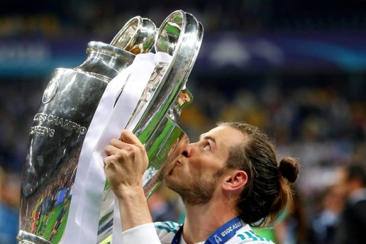 Gareth Bale marcó dos goles en la final de la Champions League (Reuters)