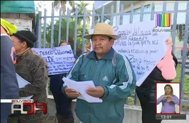 Familia denuncia expropiación de terreno por parte del alcalde de Cabezas