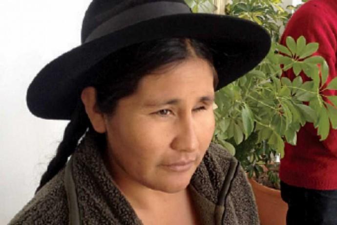 La concejala Juana Maldonado. FOTO: Archivo