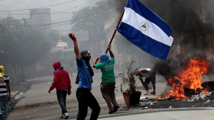La represión en Nicaragua dejó más de 100 muertoshasta el momento