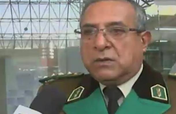 Comandante Nacional de la Policía respalda trabajo del ministro Romero
