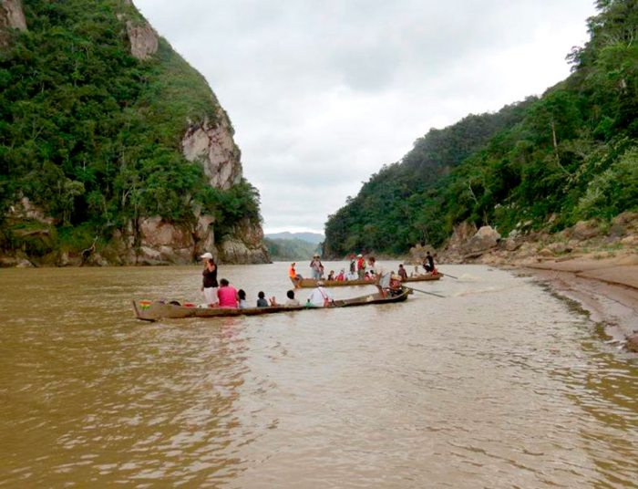 AMAZONIA BOLIVIANA.