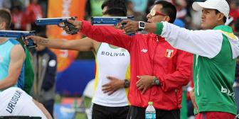 Brasil y Argentina  logran su meta en el pentatlón