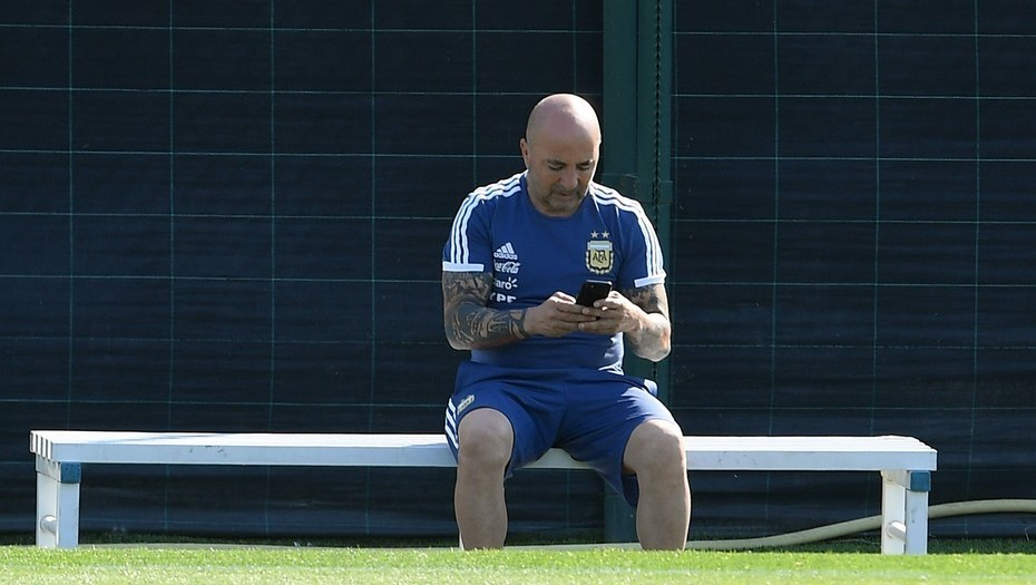 Acusan a Jorge Sampaoli de abuso sexual