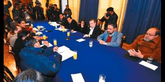 UPEA retorna al diálogo; le ofrecen el mismo presupuesto de 2017