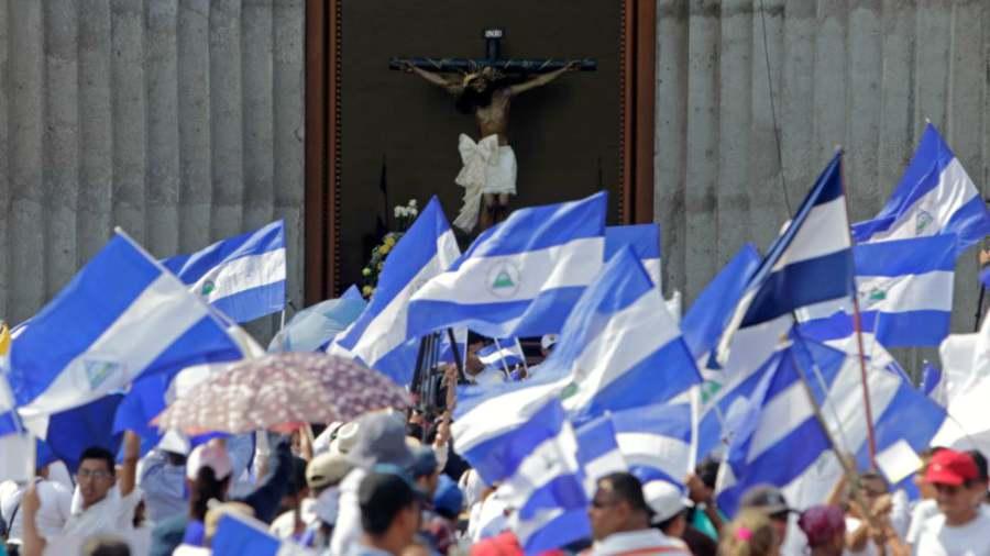 Oposición convocó a paro nacional por 24 horas en Nicaragua